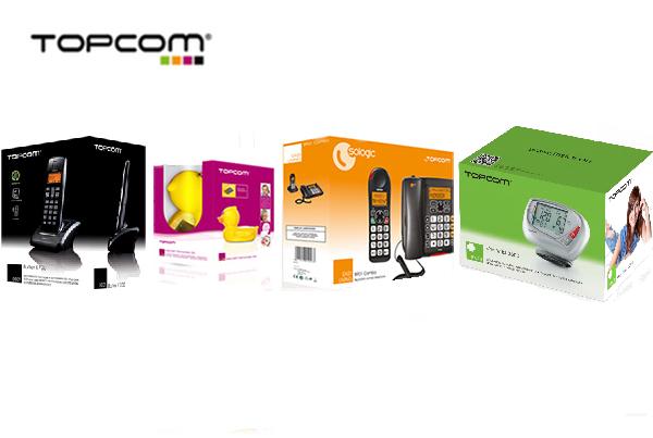 Topcom, Marketing Director